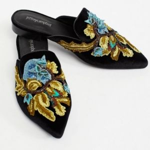 Free People Jeffrey Campbell Valencia Flats NWOT